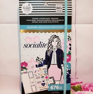 Socialite Accessory Book The Happy Planner New